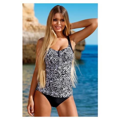 Damski dwuczęściowy strój kąpielowy L5067/8 Lorin