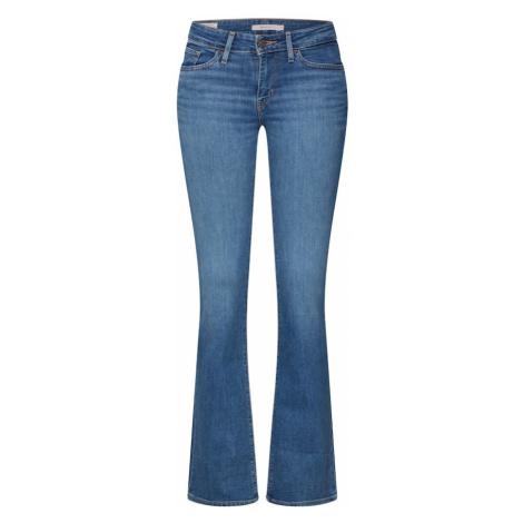 LEVI'S Jeansy '715™ BOOTCUT' niebieski denim Levi´s