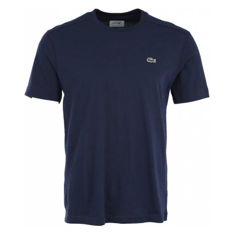 Lacoste Sport Koszulka funkcyjna granatowy