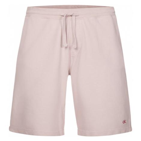 Calvin Klein Spodnie 'Terry' pastelowy róż