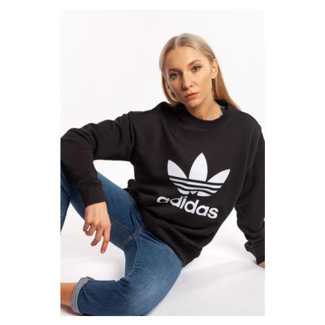 Bluza adidas Trefoil Crew Sweatshirt 272 Black/white