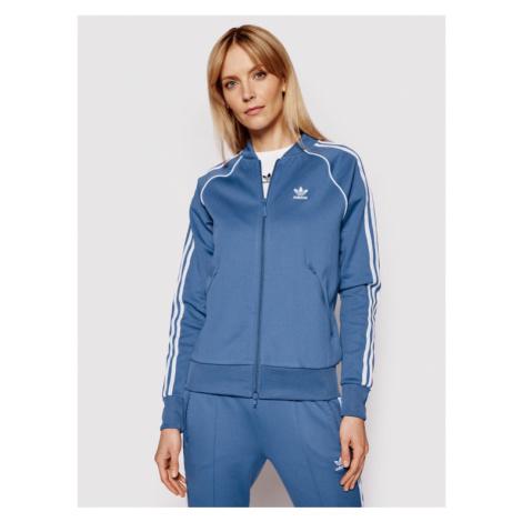 Adidas Bluza Primeblue Sst Track GN2939 Niebieski Standard Fit