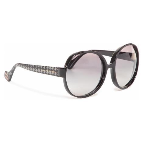 Okulary przeciwsłoneczne TOMMY HILFIGER - Th Zendaya III Diambk Fbrbk INA