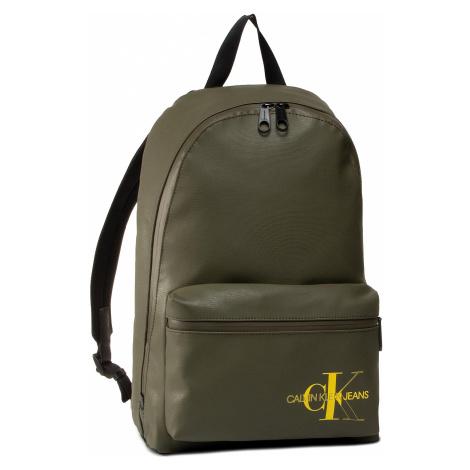 Plecak CALVIN KLEIN JEANS - Ckj Coated Cotton Campus Bp 45 K50K505552 LB1