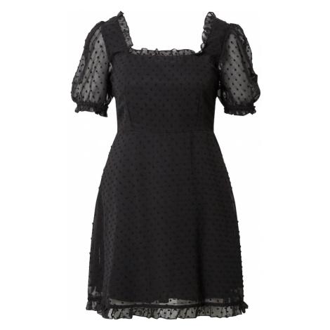 Missguided Sukienka 'Dobby' czarny