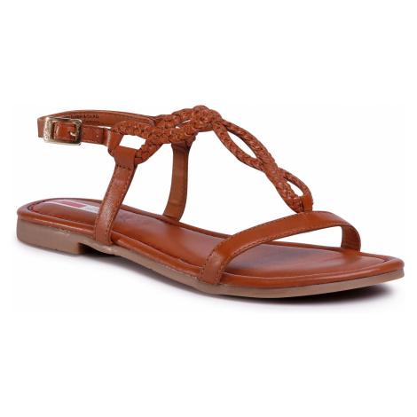 Sandały S.OLIVER - 5-28106-24 Cognac 305