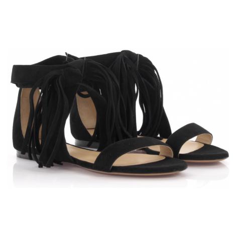 Chloé - Buty Sandały z zapięciem
