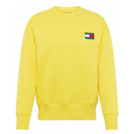 Tommy Jeans Bluzka sportowa żółty Tommy Hilfiger