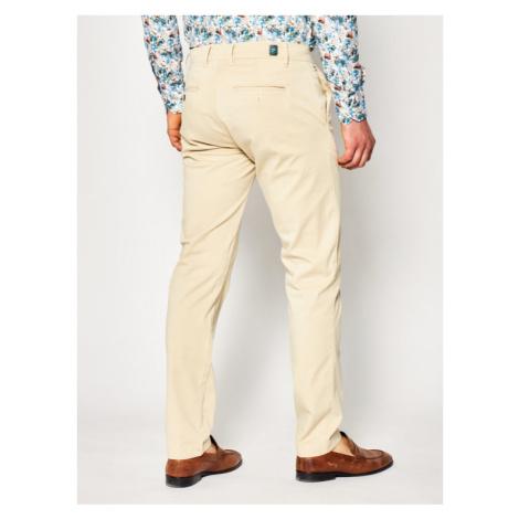 Pierre Cardin Spodnie materiałowe 33757 Beżowy Modern Fit