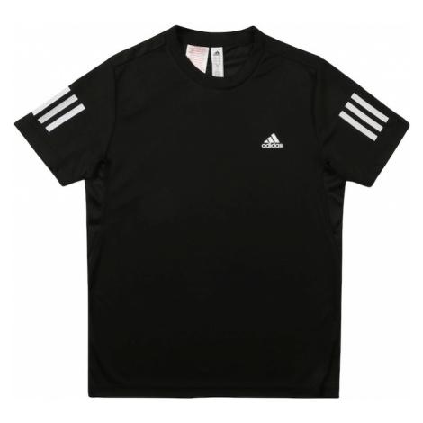 ADIDAS PERFORMANCE Koszulka funkcyjna '3-Streifen' czarny / biały