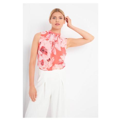 Bluzka w kwiaty Orsay