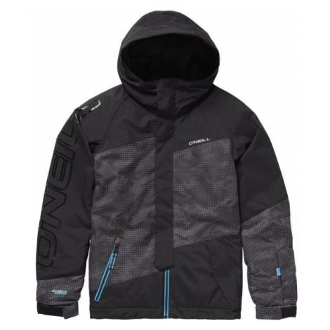 O'Neill PB THUNDER PEAK JACKET czarny 128 - Kurtka narciarska/snowboardowa chłopięca