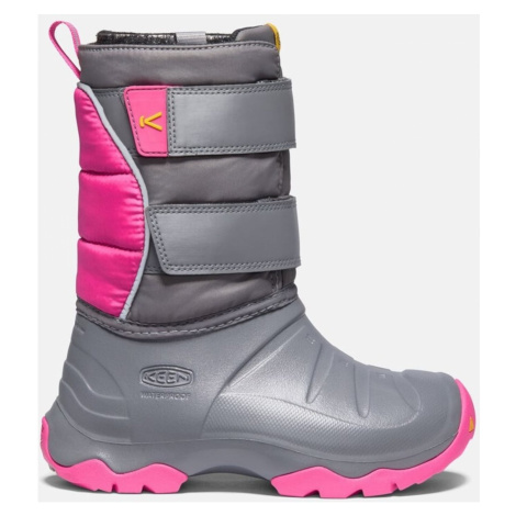 Dziecięce buty zimowe KEEN LUMI BOOT II WP C