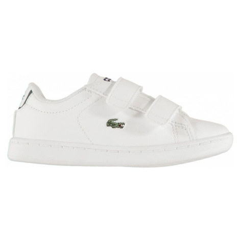 Lacoste Carnaby BL1 Infants Trainers