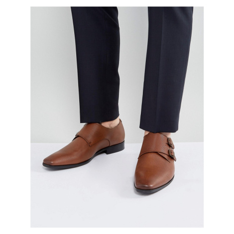 ALDO Nodia Monk Shoes In Tan