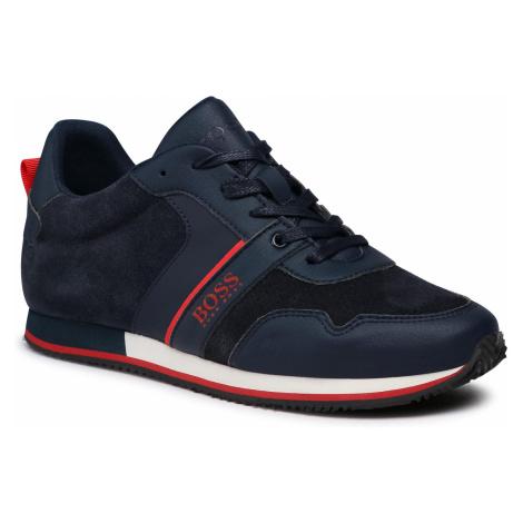 Sneakersy BOSS - J29253 D Navy 849 Hugo Boss