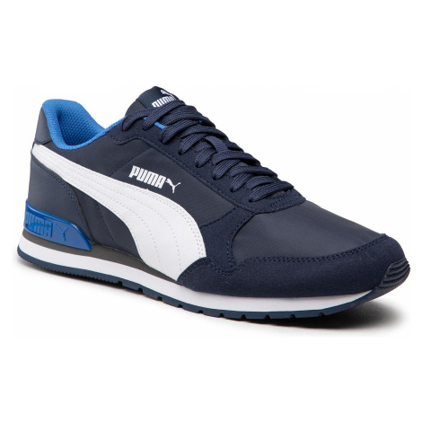 Sneakersy PUMA - St Runner V2 Nl 365278 28 Peacoat/Pw/Palace Blue