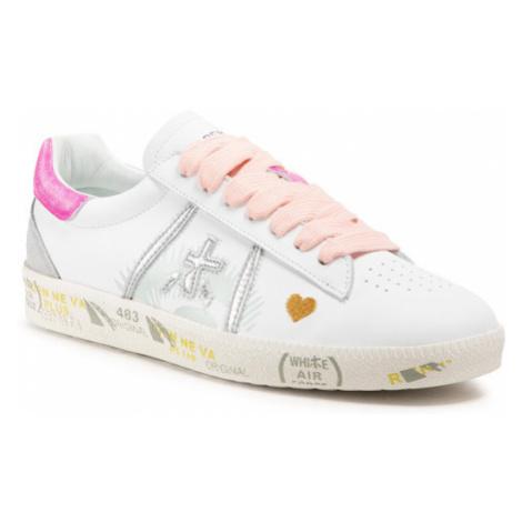 Premiata Sneakersy Andyd 3903 Biały