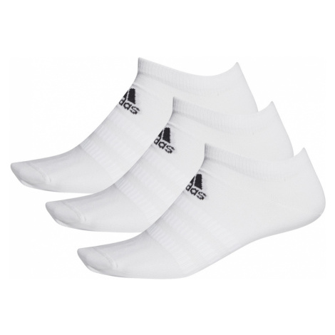Adidas Low-Cut Socks 3 Pairs Białe (DZ9401)
