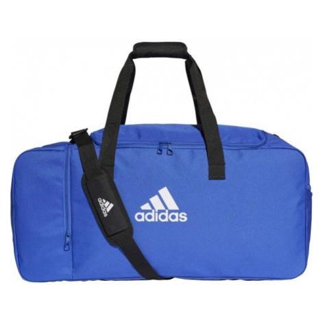 adidas TIRO DUFFEL BAG L niebieski L - Torba sportowa