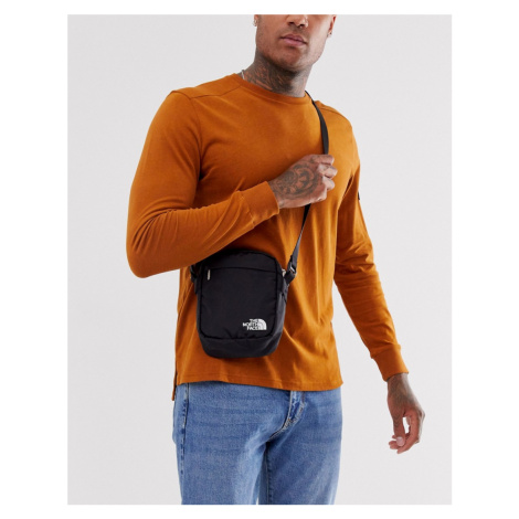 The North Face convertible shoulder bag in black