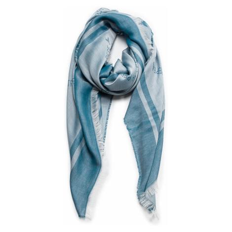 Chusta PATRIZIA PEPE - 2V8420/A1TH-I2YL White/Blue