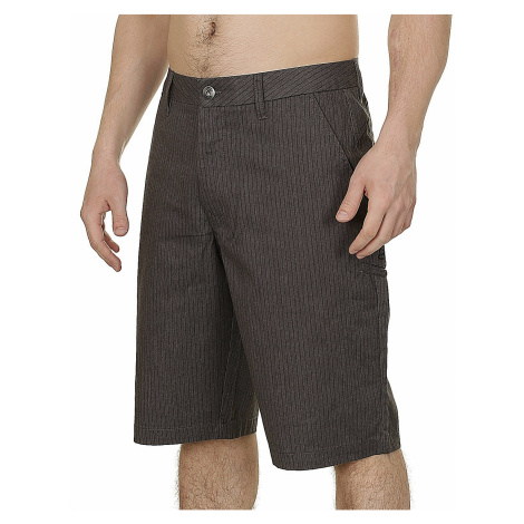 spodenki Fox Essex Pinstripe - Charcoal Heather