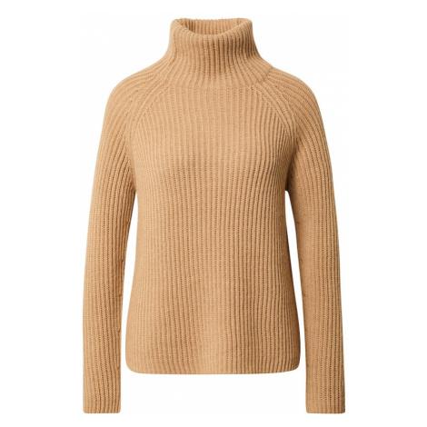 DRYKORN Sweter 'ARWEN' jasnobrązowy