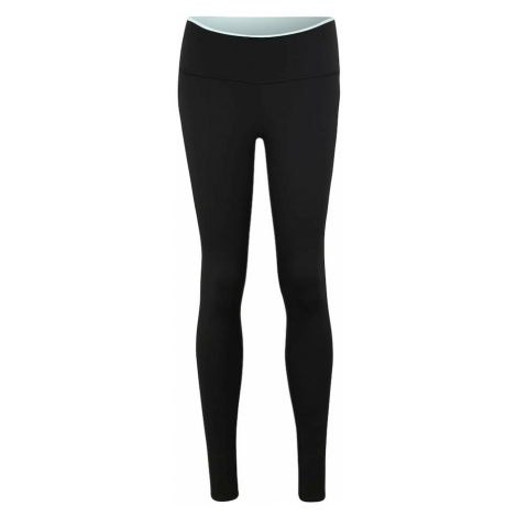 PUMA Spodnie sportowe czarny / biały