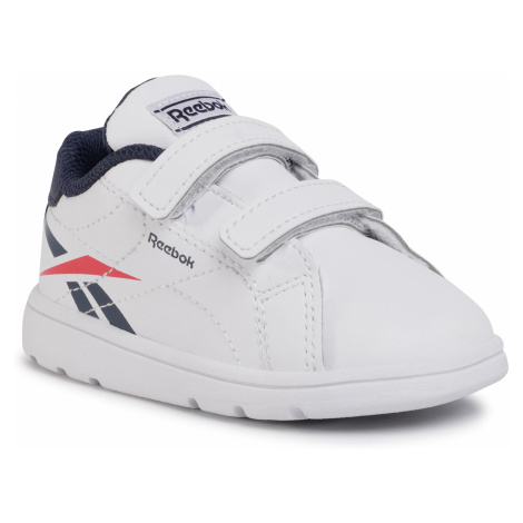 Buty Reebok - Rbk Royal Complete Cln 2. FW8907 White/Conavy/Vecred