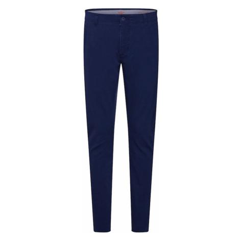 Dockers Spodnie 'SMART 360 FLEX ALPHA SKINNY' ciemny niebieski