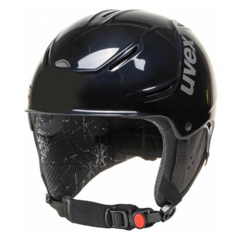 Uvex Kask narciarski P1us Rent 5662072103 Czarny