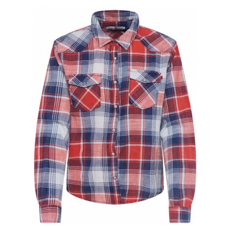 LTB Bluzka 'Lucinda' czerwony / niebieski