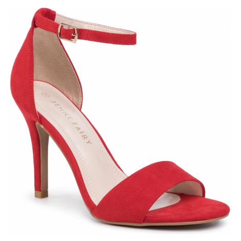 Sandały JENNY FAIRY - W16SS292-22 Red