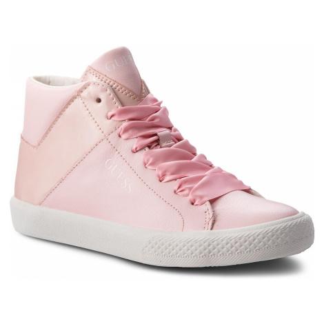 Sneakersy GUESS - FJMRT3 LEA12 PNK