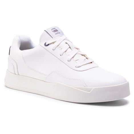 Sneakersy G-STAR RAW - Rackam Revend D17386-B698-111 Milk