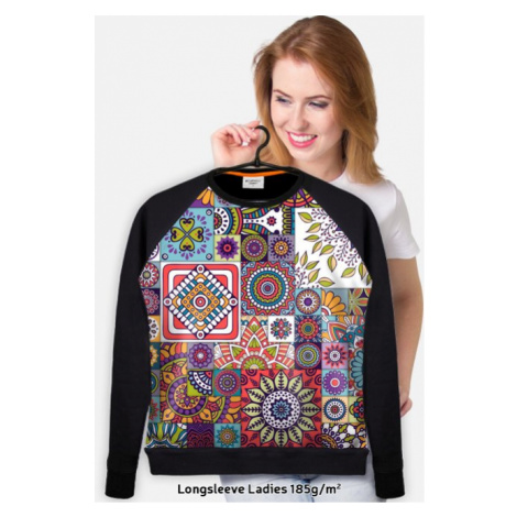 Lekka bluza damska maroko Mantis