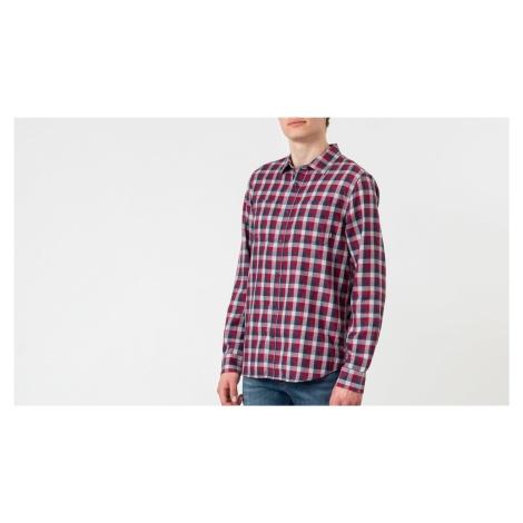Vans Alameda II Shirt Rhumba Red/ Dress Blues