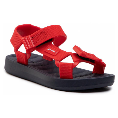 Sandały RIDER - Free Papete Baby 11669 Blue/Red 20698