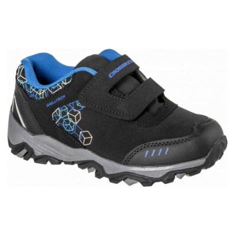 Crossroad DIAMS niebieski 27 - Obuwie trekkingowe dziecięce
