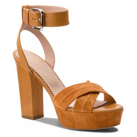 Sandały RED VALENTINO - PQ0S0A78 Naturale 0NE