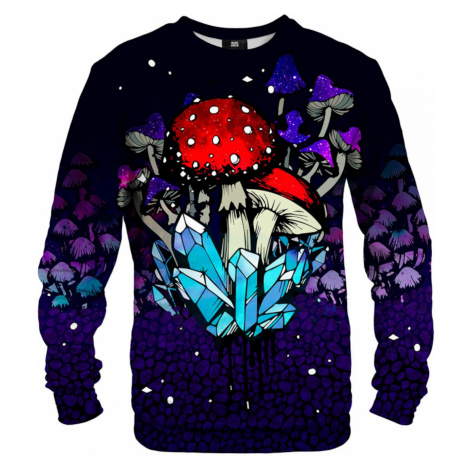 Mr. GUGU & Miss GO Unisex's Sweater S-PC1761 Purple