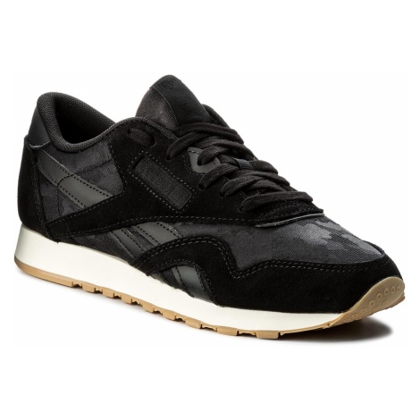 Buty Reebok - Cl Nylon Sg BS9569 Black/Chalk