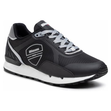 Sneakersy BLAUER - S1TYLER03/RIP Black
