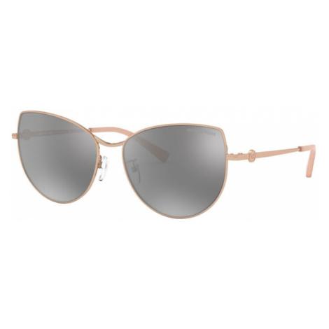 Michael Kors Okulary przeciwsłoneczne brąz / różowy pudrowy