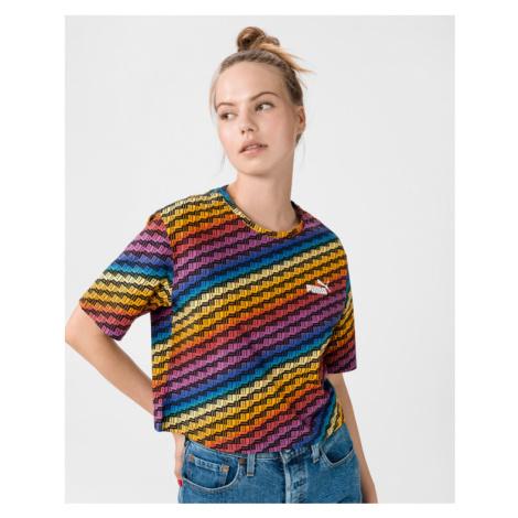 Puma Pride All-Over Printed Koszulka Wielokolorowy
