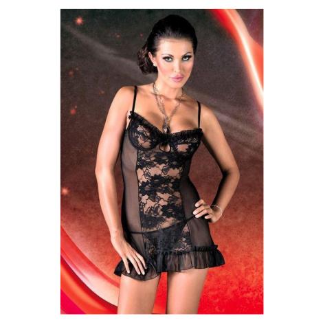 Koszulka erotyczna Lulu black SoftLine Collection