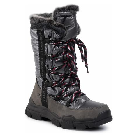 Śniegowce TOM TAILOR - 7995902 Coal