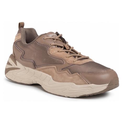 Sneakersy SPRANDI - MP40-9873W Beige