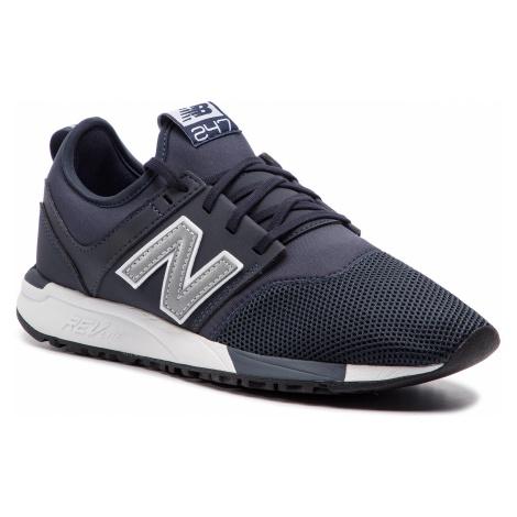 Sneakersy NEW BALANCE - MRL247OH Granatowy